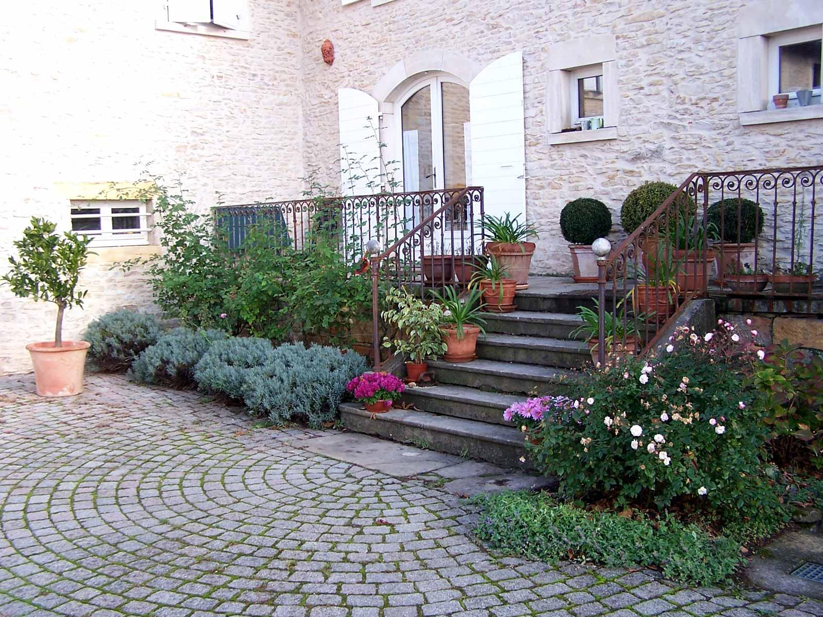 Chambres d h´tes en Beaujolais Le Clos de Pomeir
